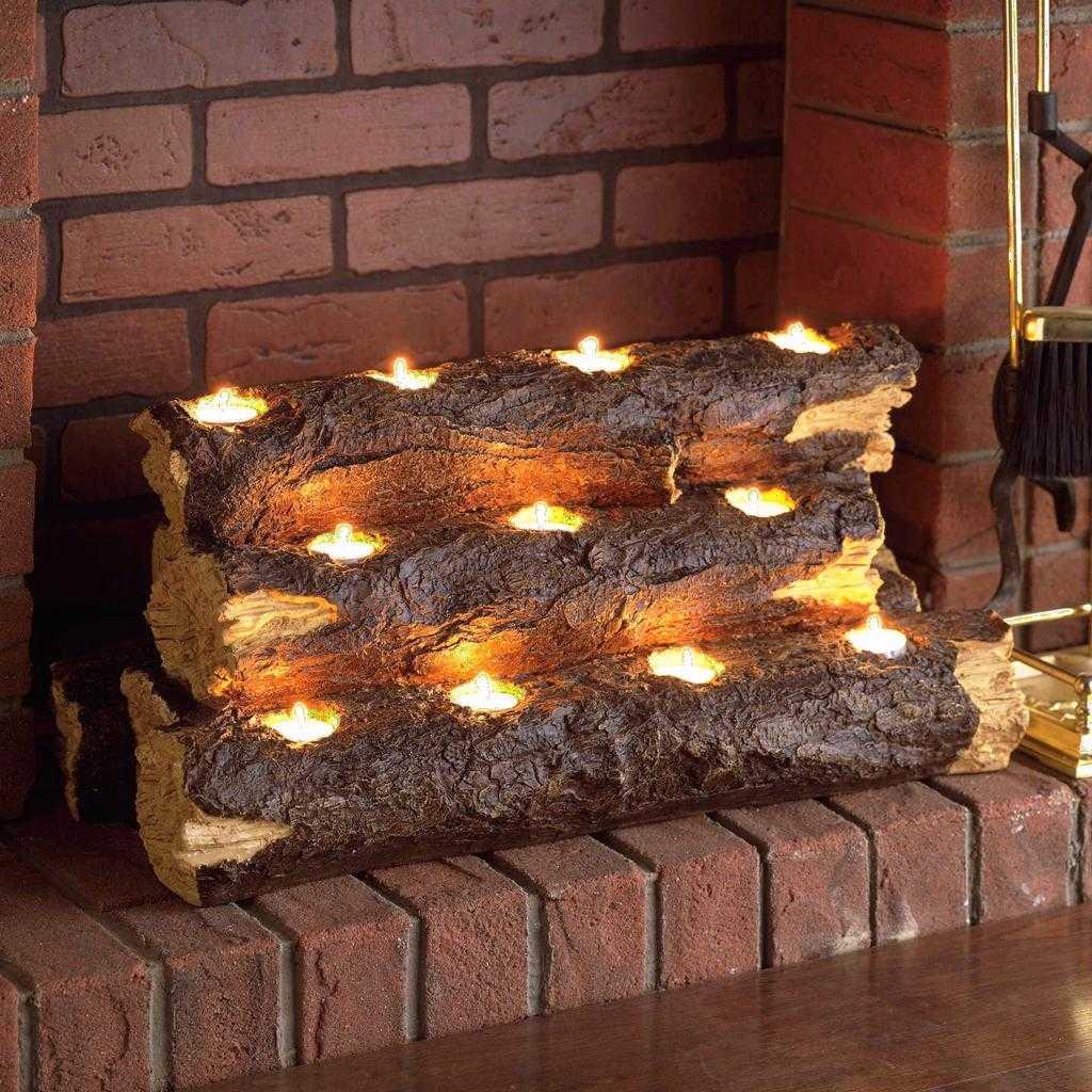 Декоративные деревянные дрова