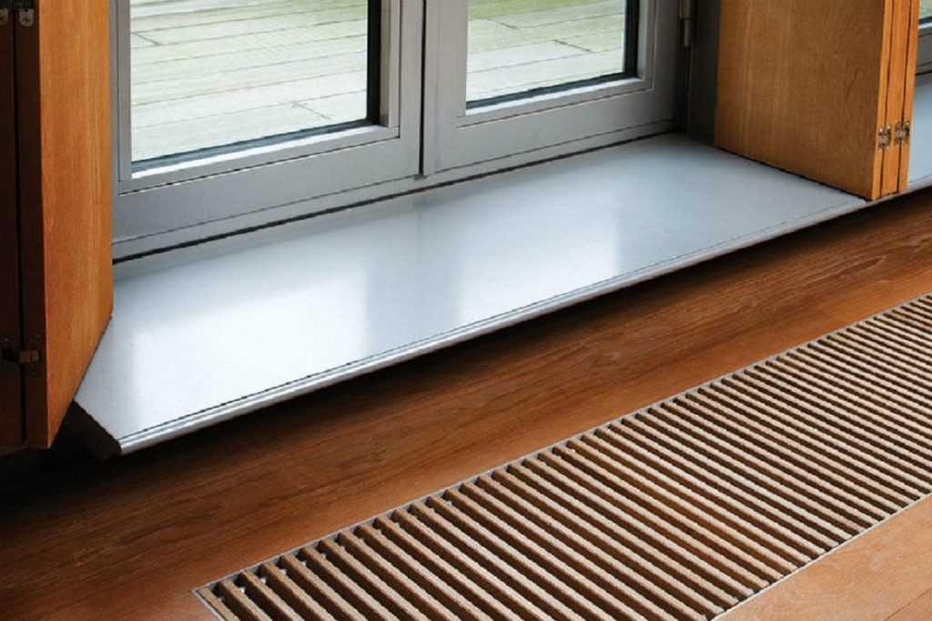 Деревянная декоративная решётка радиатора