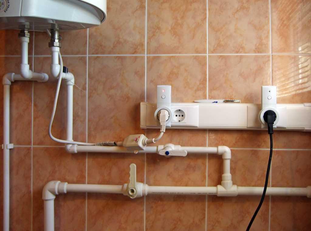 Подключение в систему водоснабжения