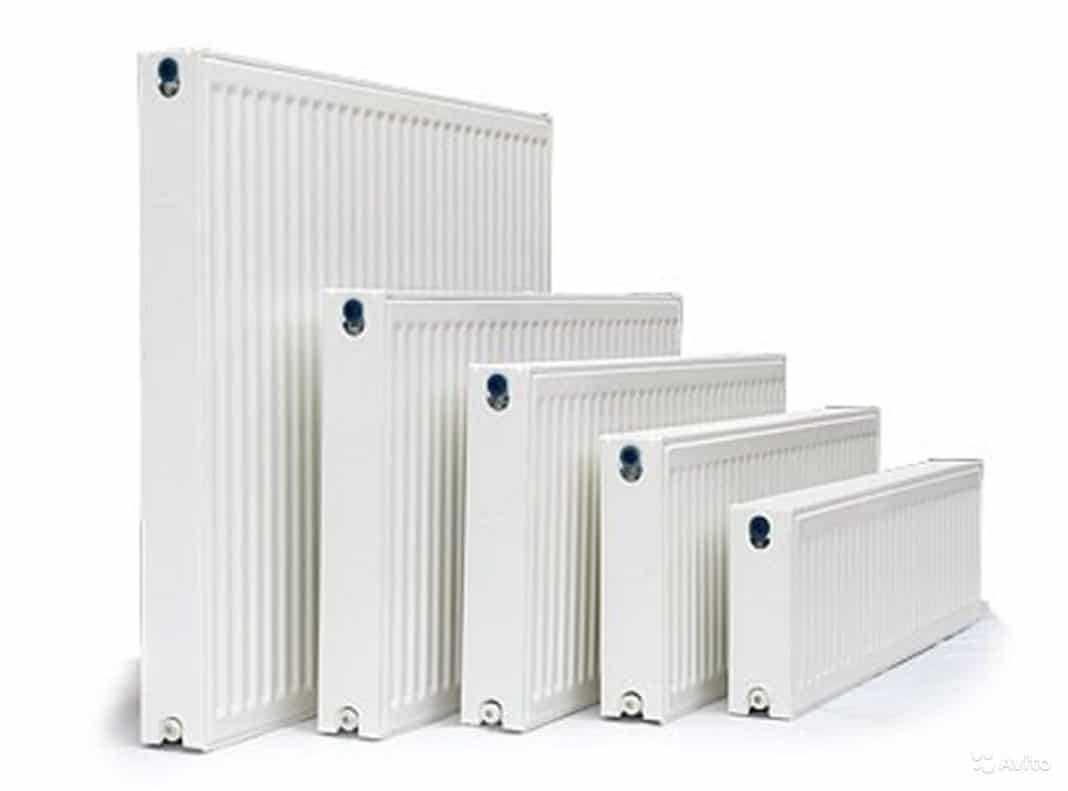 Радиаторы панельного типа
