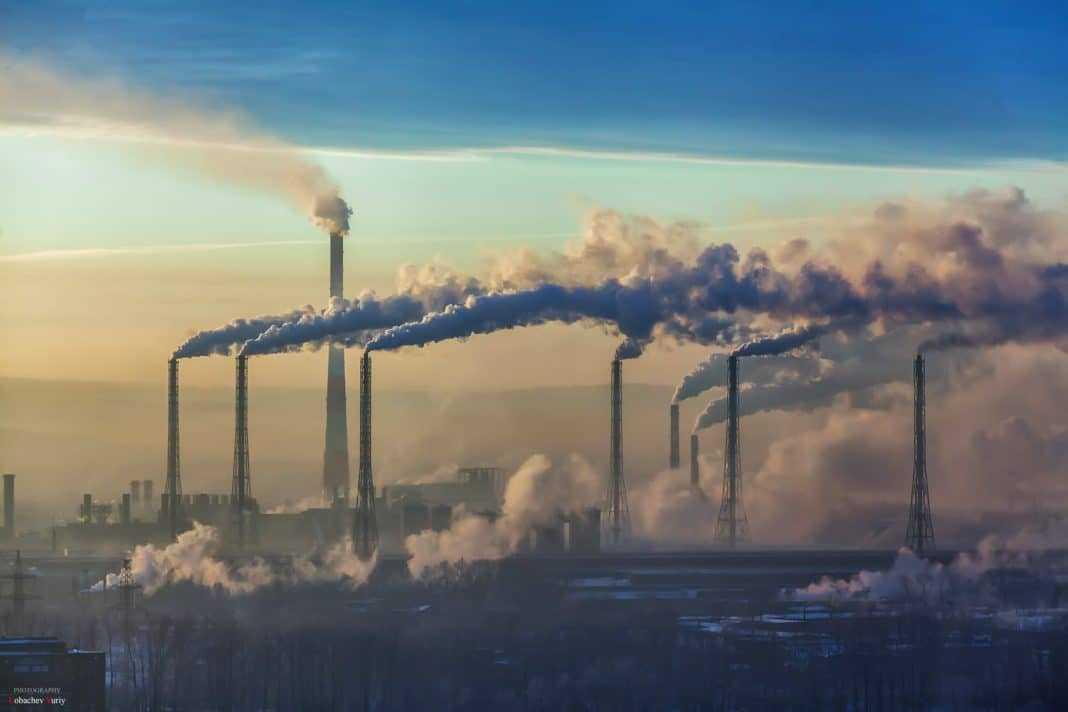 Разработана пространственная модель городской среды, которая поможет избавить города от дыма