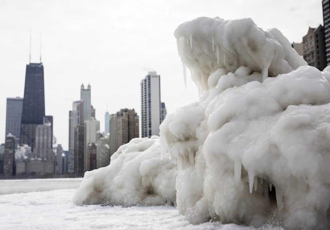 Как переживают зимние морозы американцы – способы обогрева