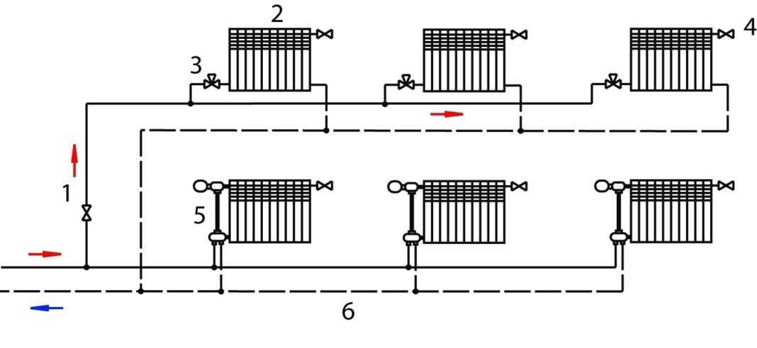 Как подключить алюминиевые радиаторы отопления