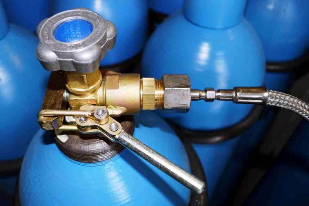Как проверить утечку газа