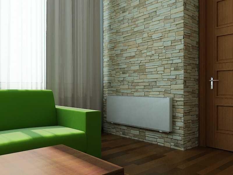 Выбор медного радиатора отопления