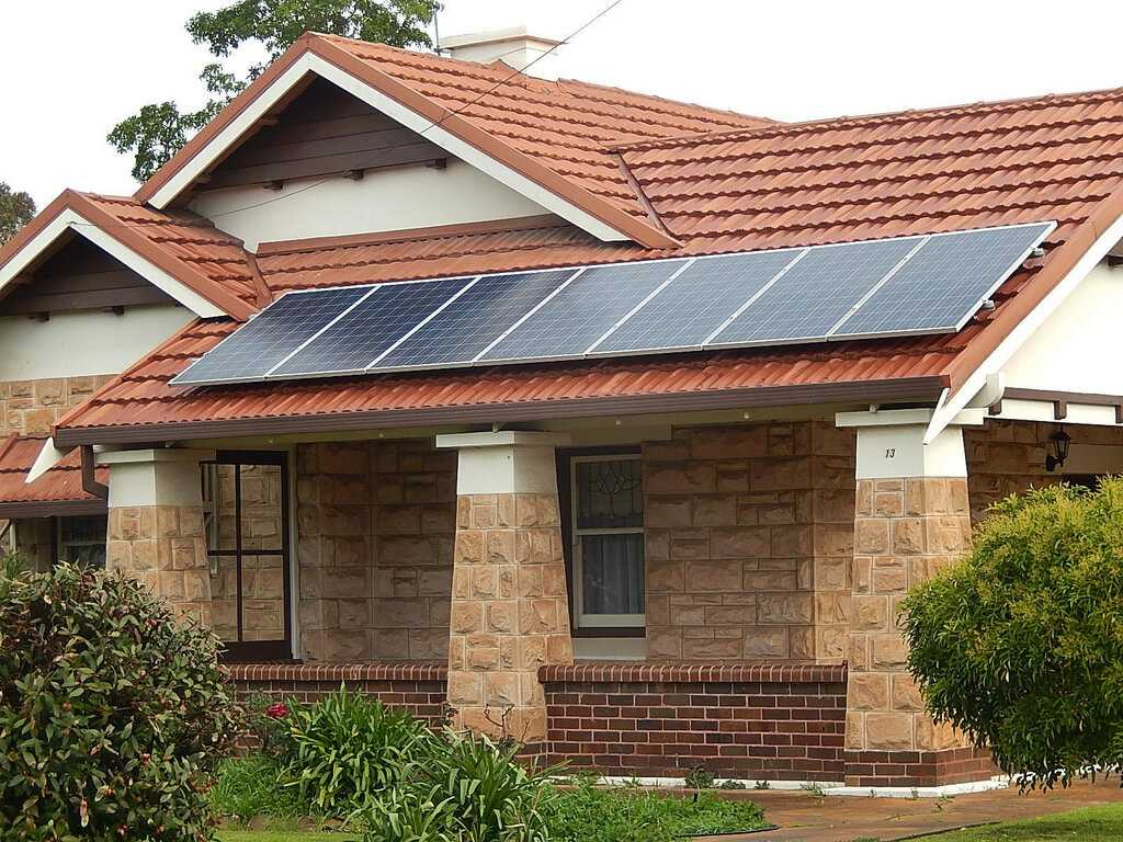 Перевести свой дом на солнечную энергию стало совсем просто