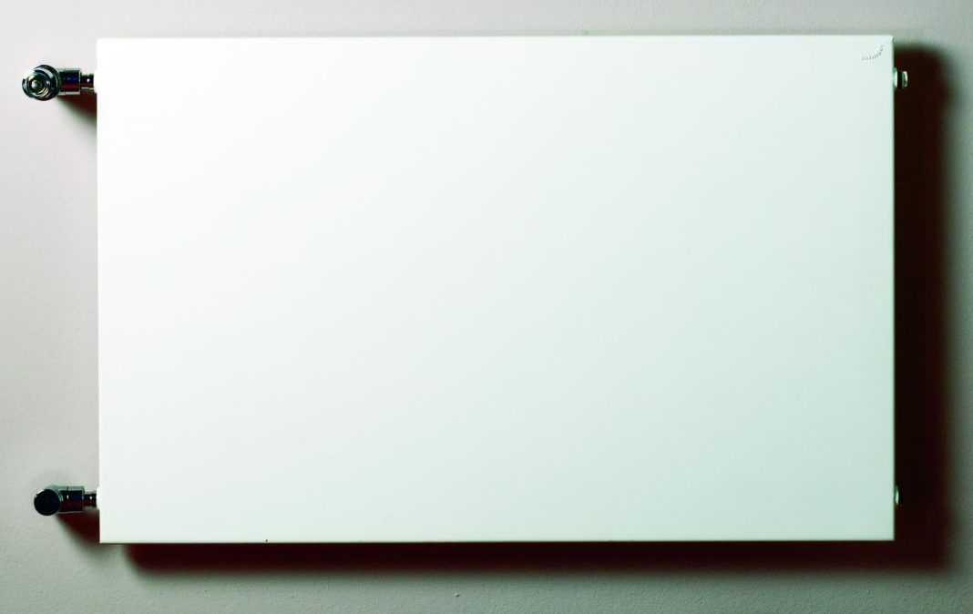 Плоские батареи отопления