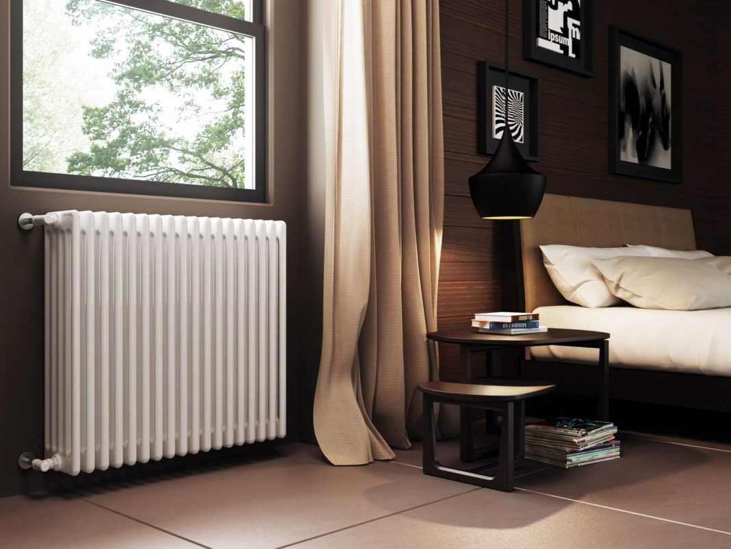 Почему новый радиатор не греет?