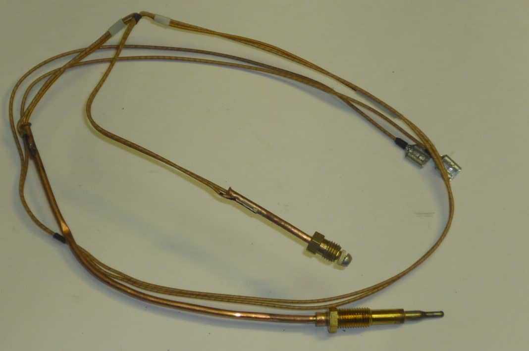 Термопара для газового котла