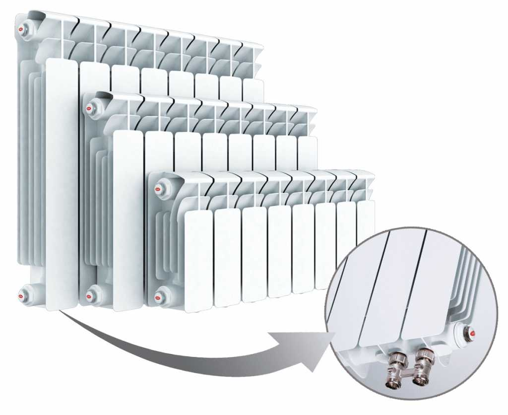 Вакуумные радиаторы отопления
