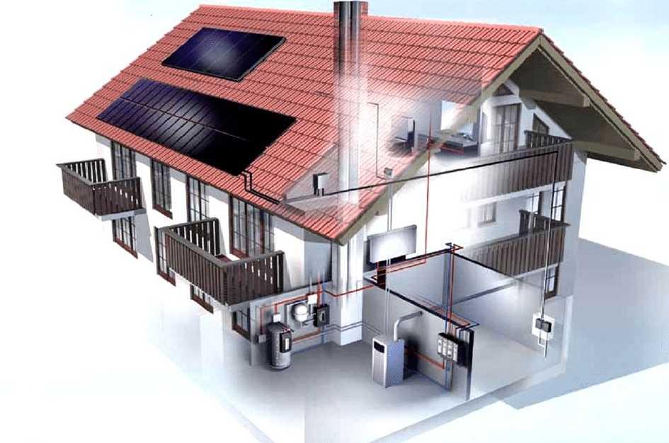 Совместимость радиатора с отопительной системой