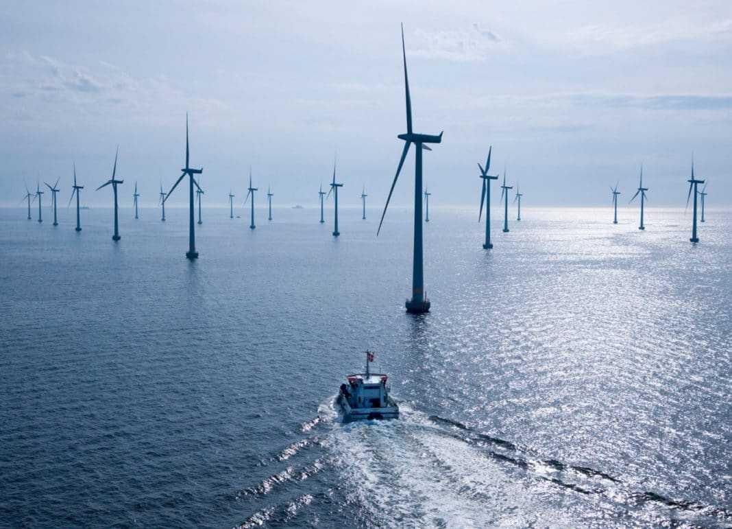 Новая роль ветрогенераторных ферм в океане