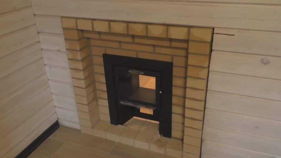 Защитные экраны для банных печей