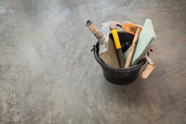 Работа с деревянными покрытиями