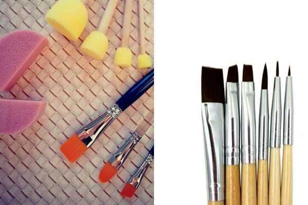 Инструменты для рисования по телу