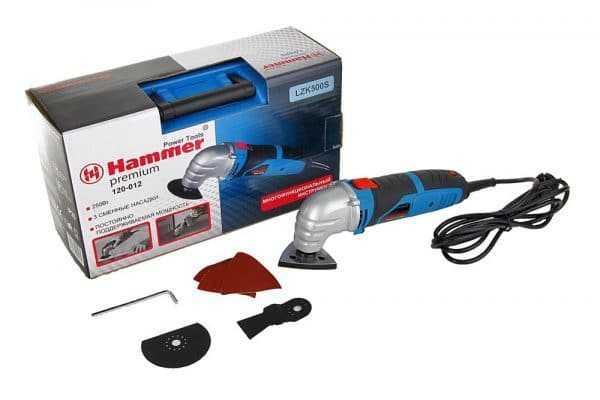 Реноватор фирмы Hammer