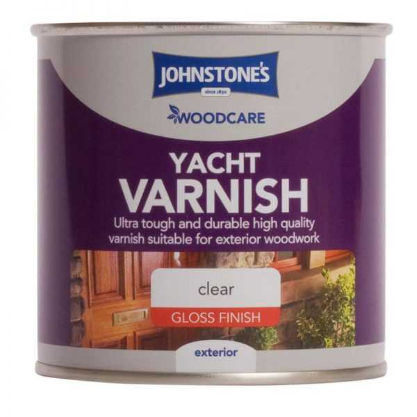 Яхтный лак Johnstones Yacht Varnish