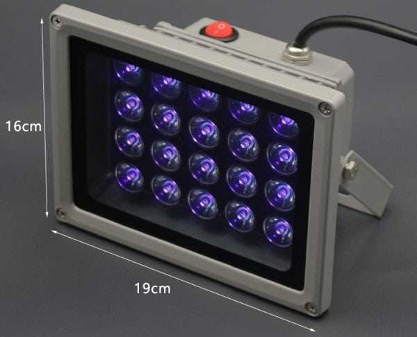Сушильная LED-лампа для УФ-чернил