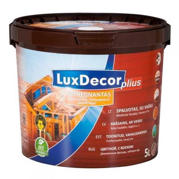 LuxDecor plius