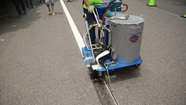 Агрегат для плавления термопластичного состава