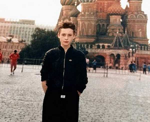 Александр Медведев Шура в юности