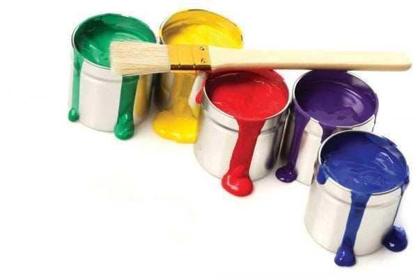 Алкидные краски для оцинкованного металла