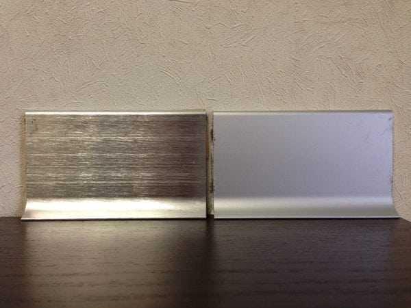 Алюминиевый плинтус Progress Profiles