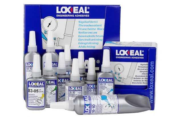 Анаэробные составы для резьбовых соединений LOXEAL
