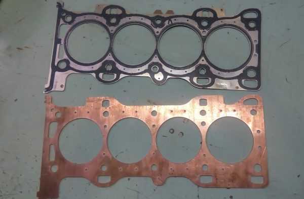 Биметаллические уплотнители для двигателя