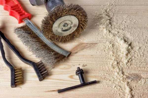 Специальные инструменты для браширования