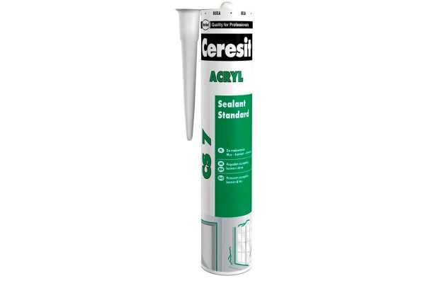 Герметик фирмы Ceresit CS 7