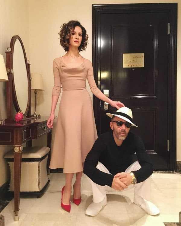 После развода Сергея и Матильды, квартира была выставлена на продажу
