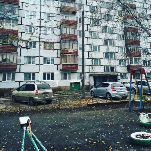 Дом в Пензе, в котором родился и вырос Павел Воля