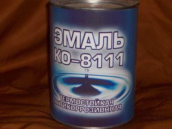 КО-8111 не теряет свойств в агрессивной среде