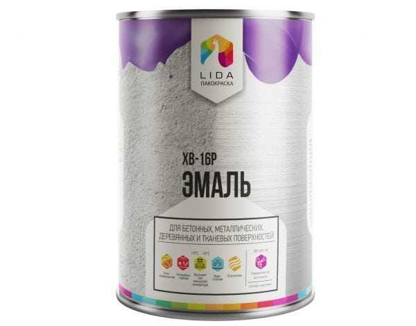 Краска для металлических, деревянных, бетонных и тканевых поверхностей
