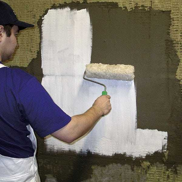 Подготовка стены под плитку