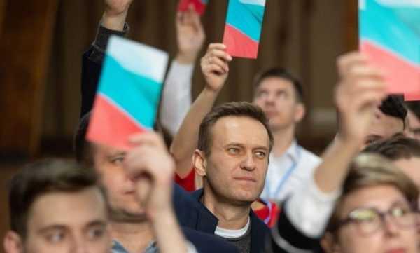 Основатель «Комитета защиты москвичей» Алексей Навальный