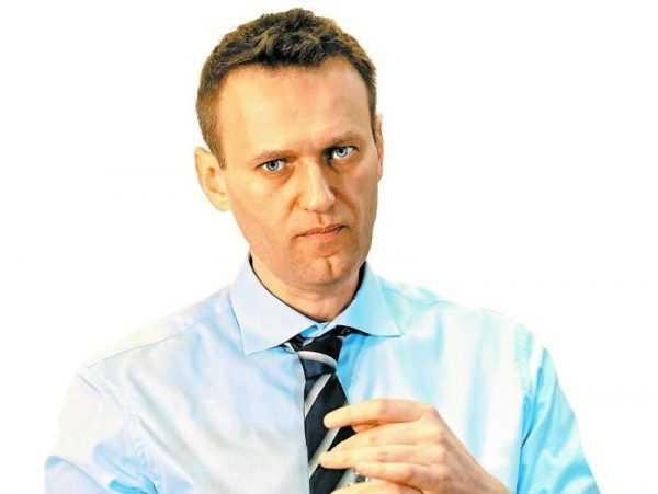 Алексей Навальный политик