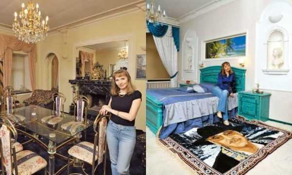 Интерьер квартиры Михаила Боярского в Питере