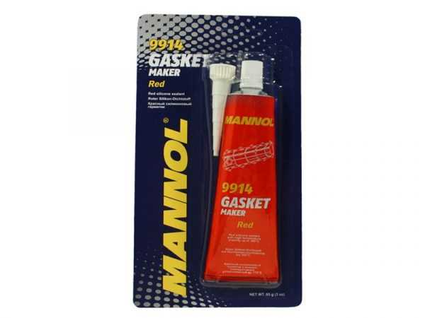 Герметик Gasket Maker Red MANNOL 85 grams