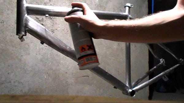 Грунтовка для алюминия в аэрозоли