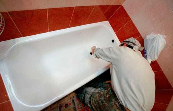 Грунтовка для ванны