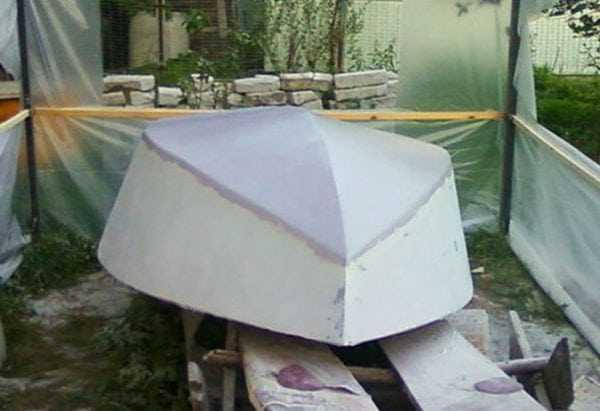 ЭП-0010 может использоваться в качестве грунтовки