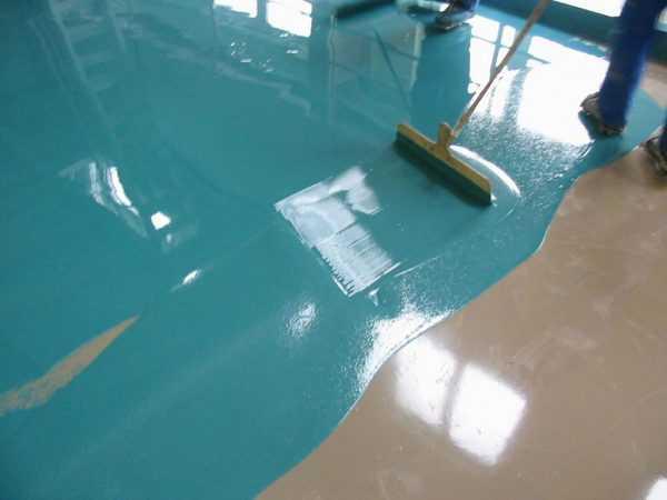 Грунтовка под наливной пол обеспечивает его надежную фиксацию