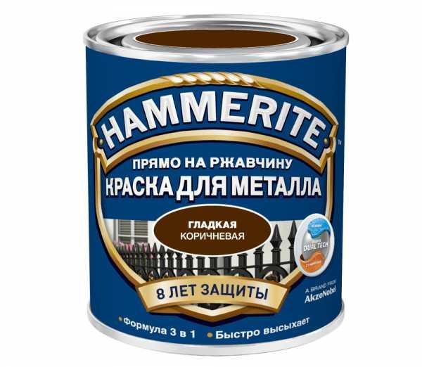 Алкидная грунт-эмаль от Hammerite