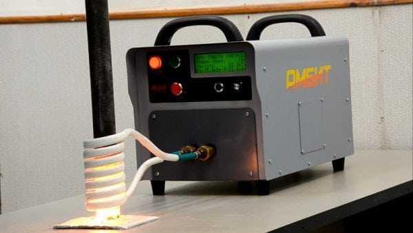 Индукционные устройства для термообработки