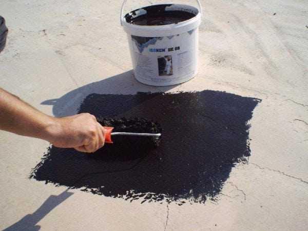 Использование битум-грунта в строительстве