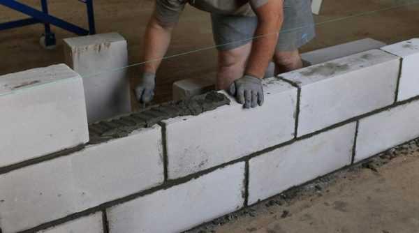 Использование пеноблоков в строительстве