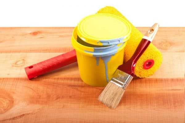 Принадлежности для покраски