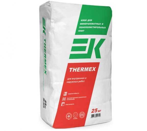 EK Thermex для минераловатных плит